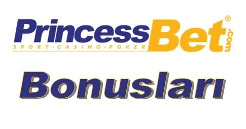 Princessbet Bonusları