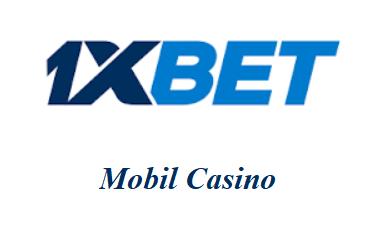 1xbet Mobil Casino