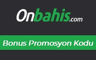 Onbahis Bonus Promosyon Kodu